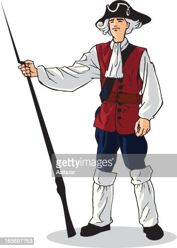 Red Coat Soldier Vector Art | Getty Images