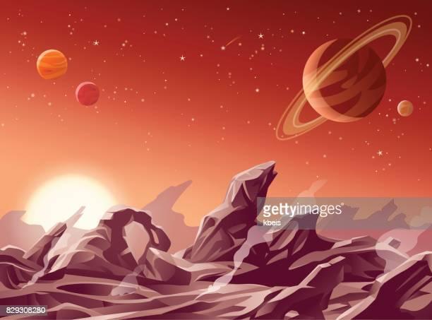 Roten Planet