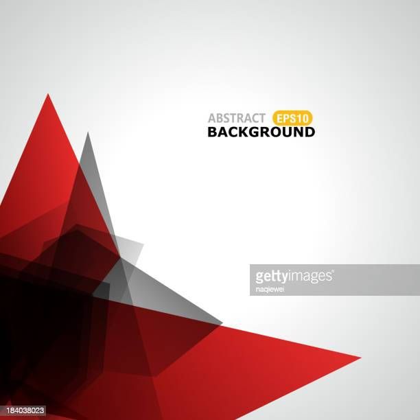 red transparency pattern background