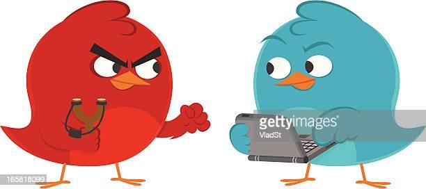 Redbird vs Bluebird