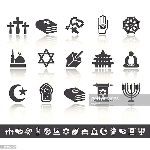 Religions | Simple Grey