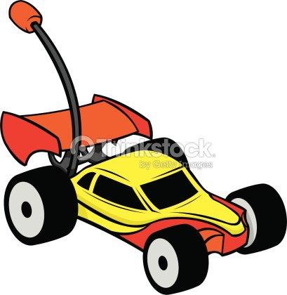 Remote Control Car Racing Anime