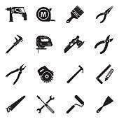 Handyman, Repairman, Tools, Machinery