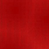 Red retro abstract halftone circle background pattern design