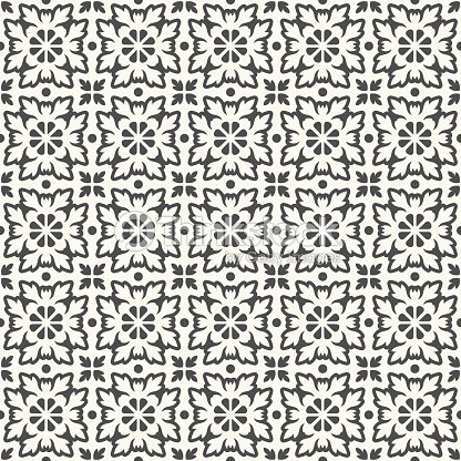 Retro floor tiles patern vector art thinkstock for Carrelage retro