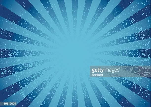 Retro Splatter Background
