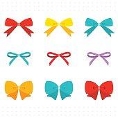 cute,ribbon,set