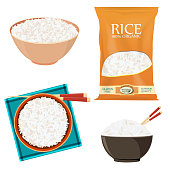 Rice pack and bowl