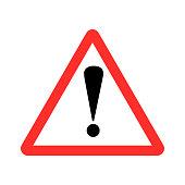 road sign, warning sign vector