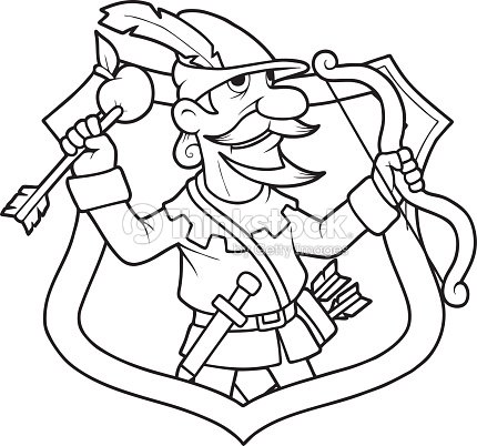 robin hood vector art thinkstock