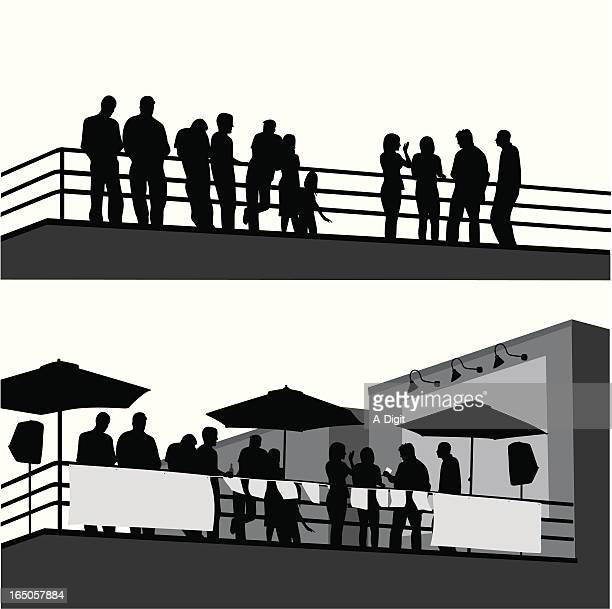 Balcony stock illustrations and cartoons getty images for Balcony vector