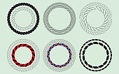 7 Different Rope Shapes