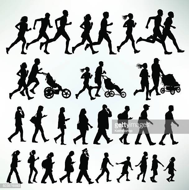 Runners, Joggers, Walkers, Exercise, Fitness