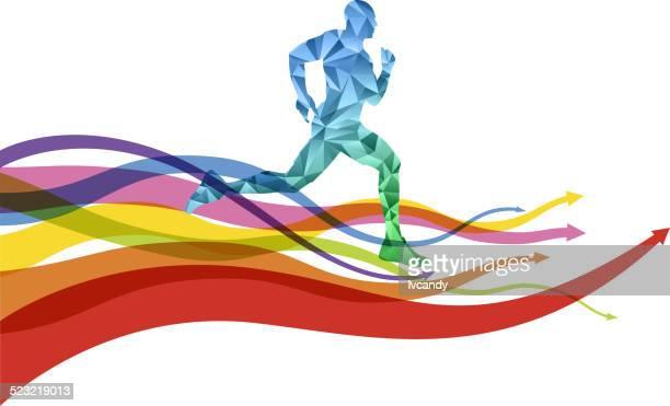 Running forward