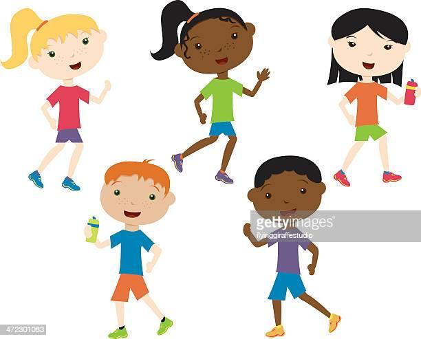 Running Kinder