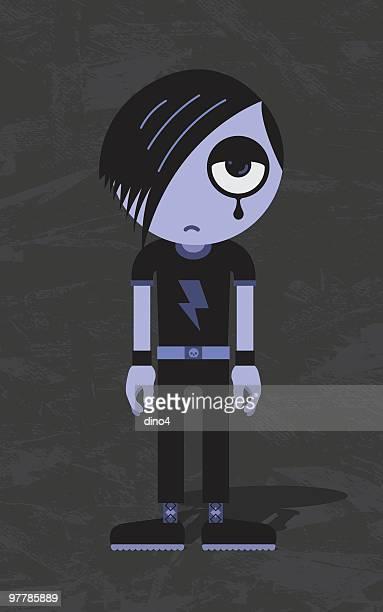 Triste Emo