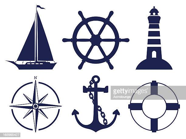 Nautical Vessel Stock Illustrations And Cartoons | Getty ...
