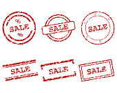 Sale stamps