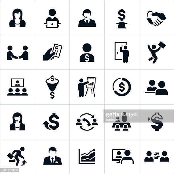 Icone di vendita