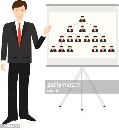 Sales Presentation Vector Art | Getty Images