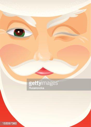 Santa Claus : Vector Art