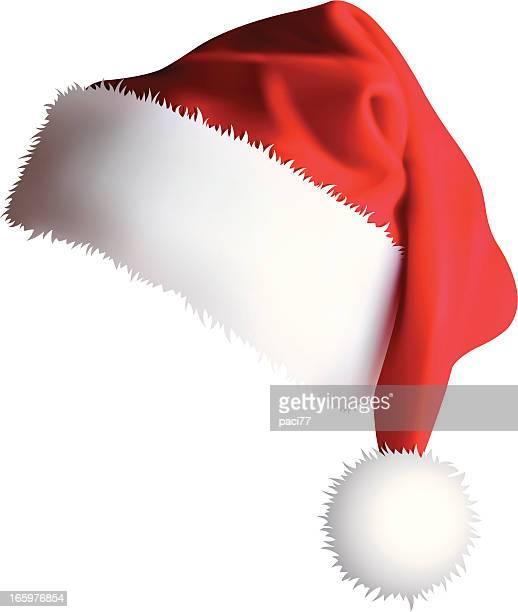 Santa's Cap (vector XXXL jpg)