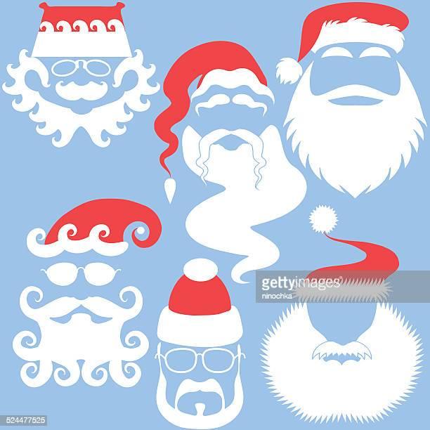 Santa's Mask