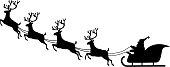 Simple Christmas illustration.