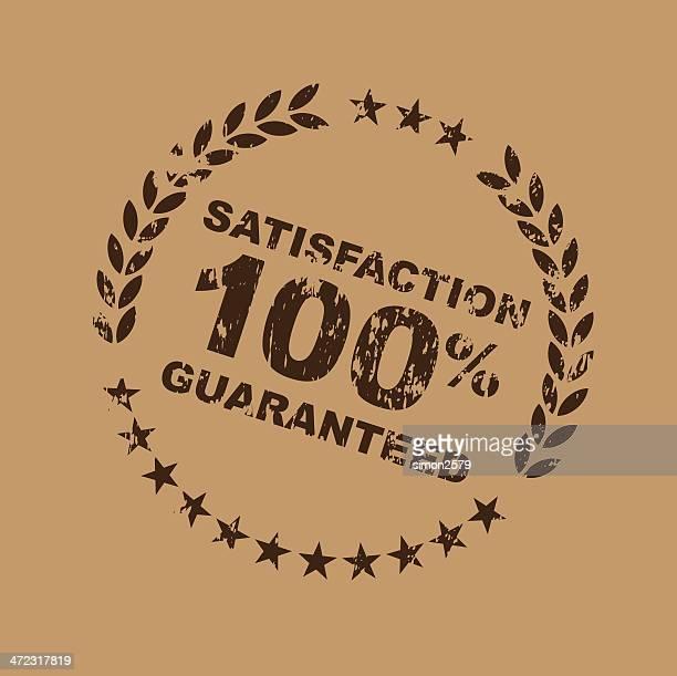 Emblema di soddisfazione
