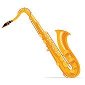 Dessin Saxophone saxophone photos et illustrations - images libres de droits