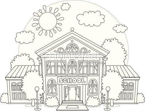 Escuela Secundaria Arte vectorial   Thinkstock
