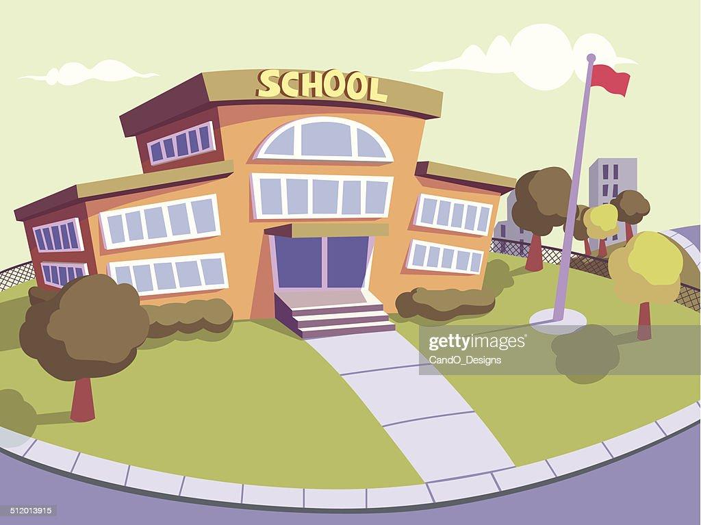 school clipart vector - photo #9