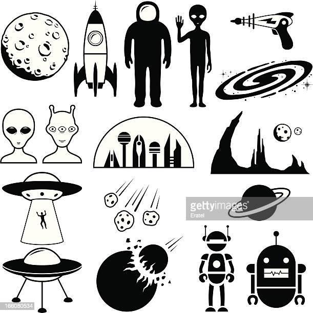 Science Fiction Symbols