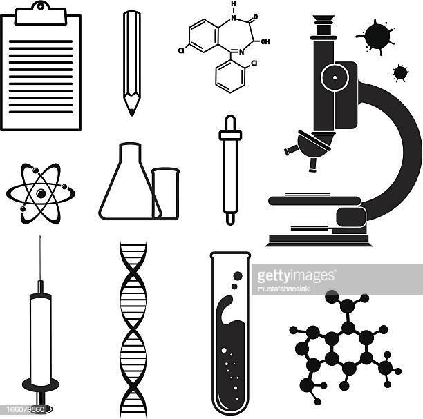 Ciencia símbolos