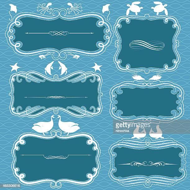 Sea frames