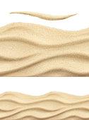 Sea sand, seamless vector pattern