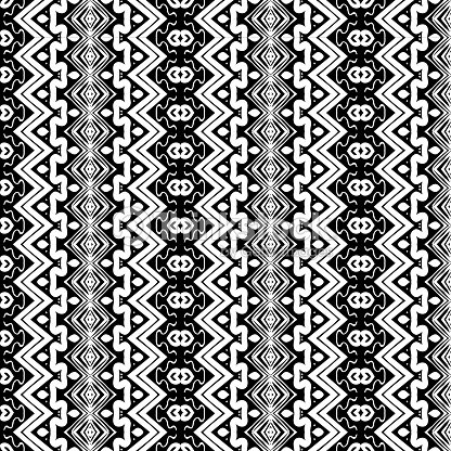 noir et blanc motif sans couture dans un style ethnique clipart vectoriel thinkstock. Black Bedroom Furniture Sets. Home Design Ideas