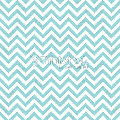 seamless classic bright blue chevron pattern. : stock vector