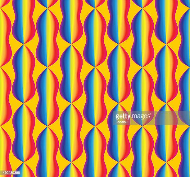 Seamless Colors Pattern