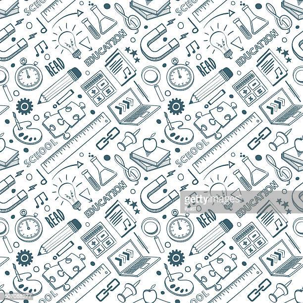 Seamless Education Pattern
