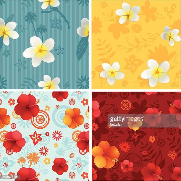 Nahtlose florales Muster