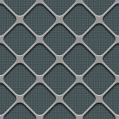 Vector Abstract Seamless Geometric Background