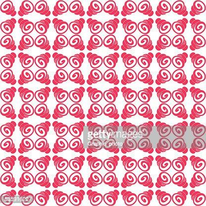 Sem costura padrão geométrico : Arte vetorial