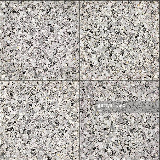 seamless granite tiles background
