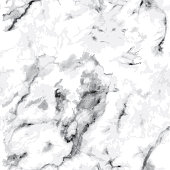 Vector seamless gray marble trendy pattern. Luxury stone texture on white background