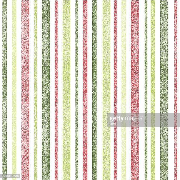Seamless green and pink vertical stripe pattern