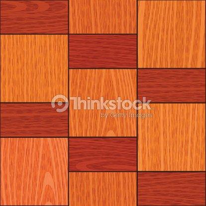 Chêne Clair Square Seamless Texture Parquet écran Plat