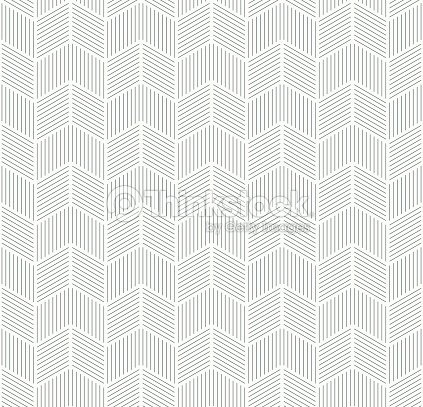 seamless monochrome pattern of stripes. : stock vector