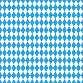 Seamless Oktoberfest blue background