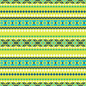 Seamless pattern based on American Indians. Geometric ornament. Background in ethnic style. The texture of fabric, paper, wrapping. Rhombuses, triangles.